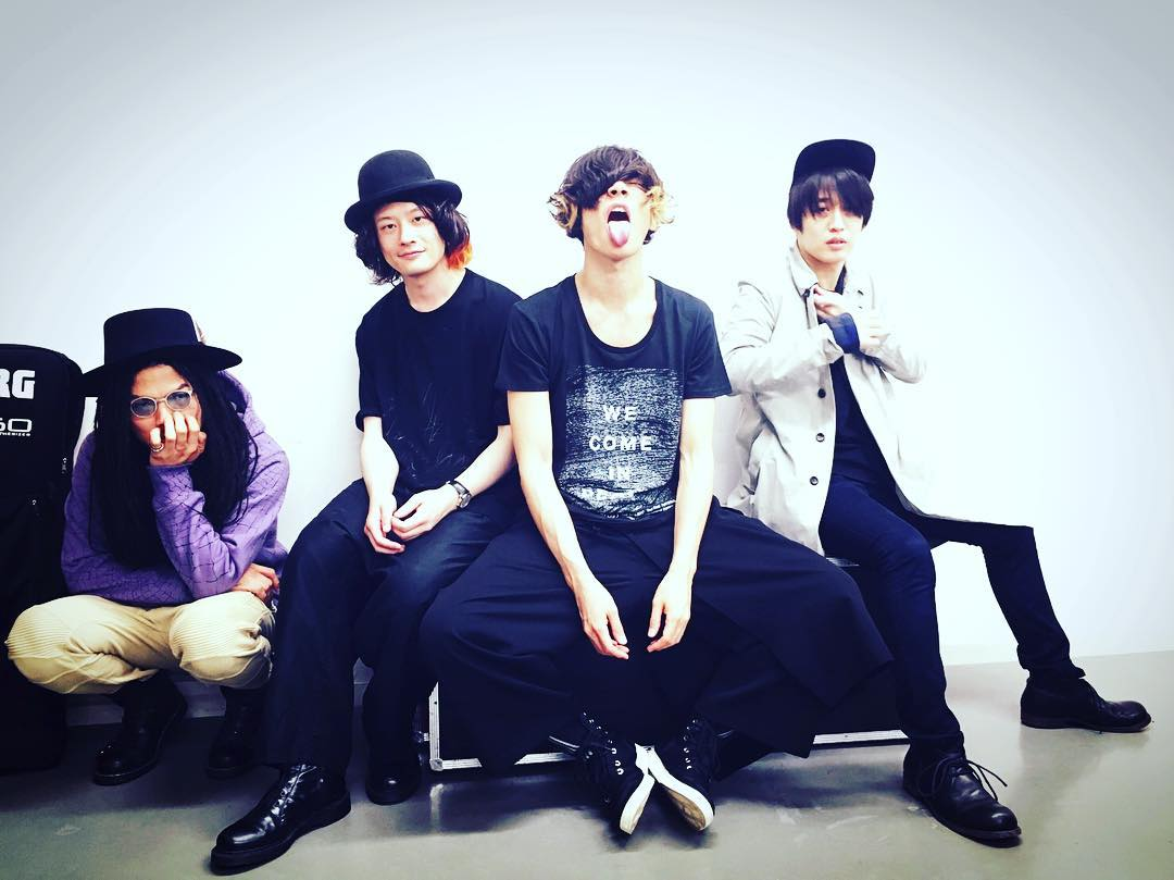[Alexandros] We Come In Peace 幕張メッセ2日目
