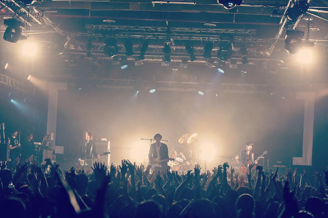 [Alexandros] We Come In Peace 台北